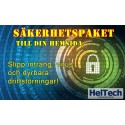 Säkerhetspaket för hemsida (1 år)